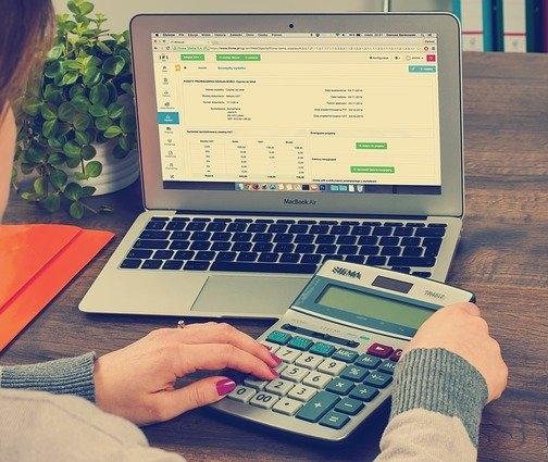 tableau Excel auto-entrepreneur
